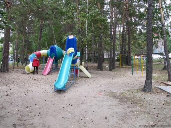Сценарий выезда на природу для младших школьников детская площадка
