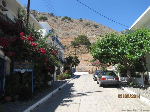 экскурсия в самарийское ущелье агиа румели