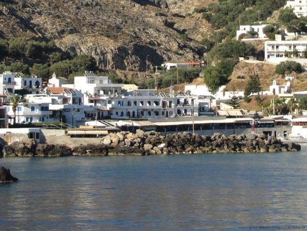 экскурсия в самарийское ущелье церкви в хора сфакион
