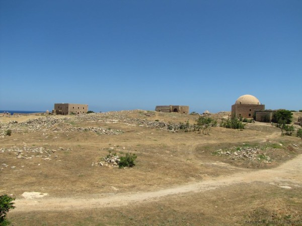 Венецианская крепость Фортецца Ретимно