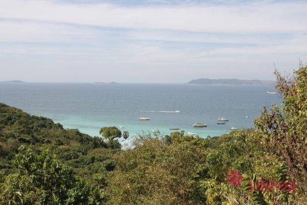 Отдых на острове Ко Лан, Паттайя таваен пляж