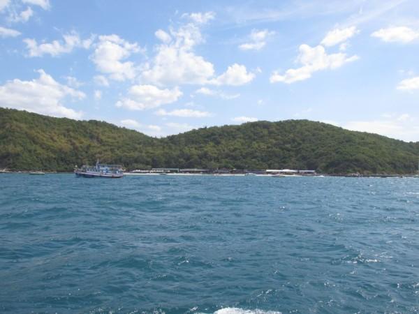 Отдых на острове Ко Лан, Паттайя