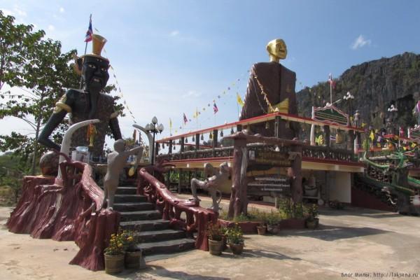 Экскурсия Затерянный мир Паттайя кхао вонг
