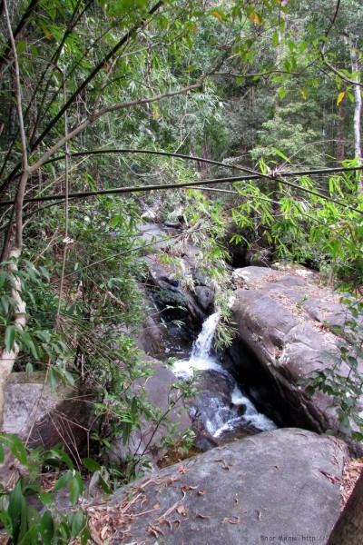 Экскурсия Затерянный мир Паттайя водопад кхао чамао