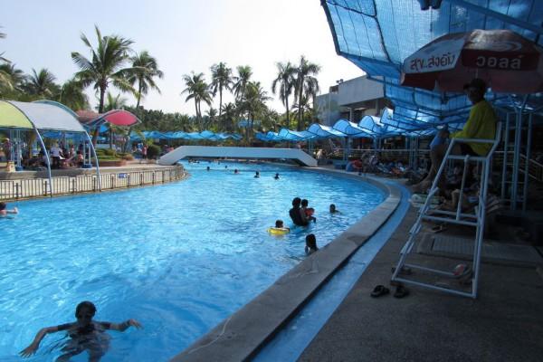 Сиам парк в Бангкоке аквапарк