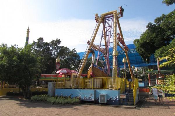 Сиам парк в Бангкоке
