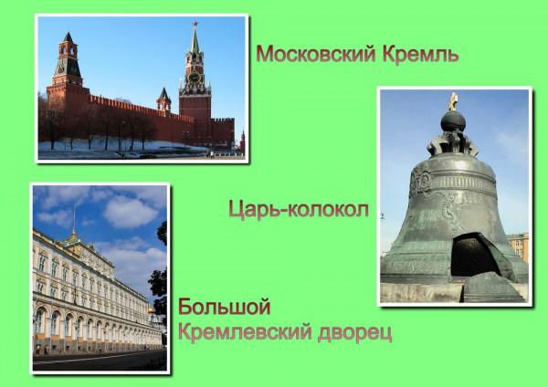 Презентация Столица России