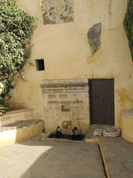 Экскурсия в монастырь Превели