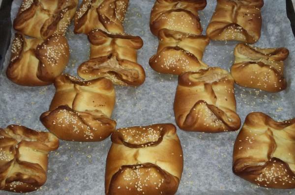 Ситийские ватрушки, критская кухня