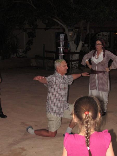 Сафари на осликах и кипрская ночь