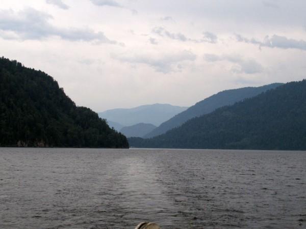 мыс ажи телецкое озеро