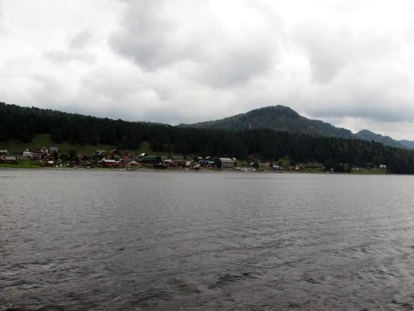 артыбаш телецкое озеро