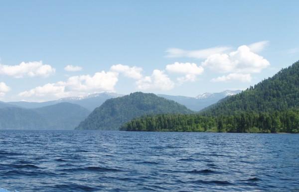 мыс куван телецкое озеро