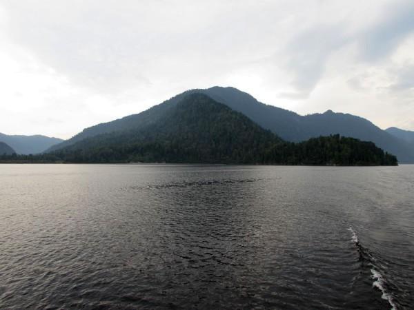 мыс нянскочь телецкое озеро