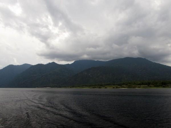 ойер телецкое озеро