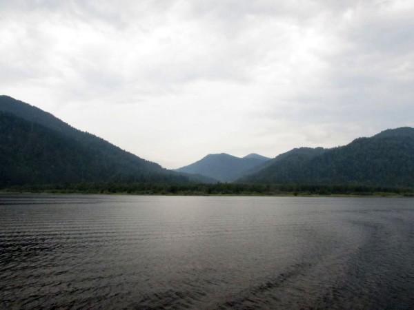 самыш телецкое озеро