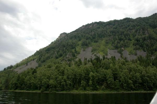 гора Чепту Телецкое озеро