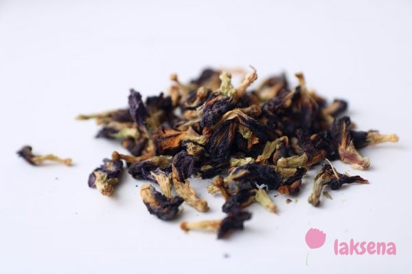 Тайский синий чай клитория мотыльковый горошек butterfly pea tea