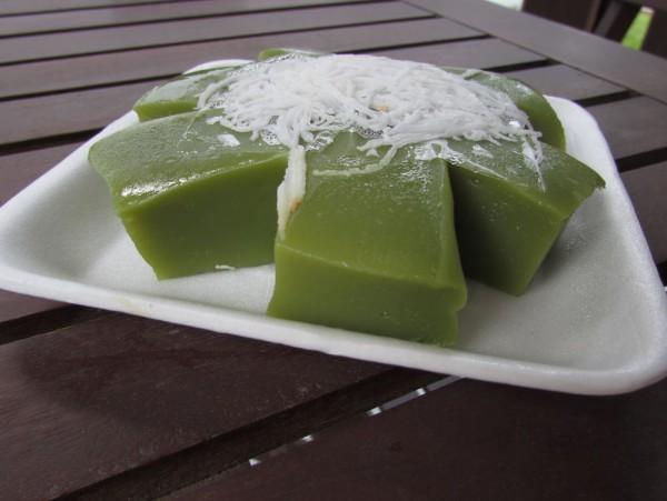 Kha nom bpiak bpuun десерты тайской кухни