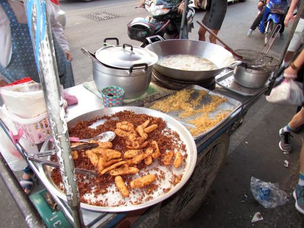 Десерты тайской кухни Клуай Кхэк