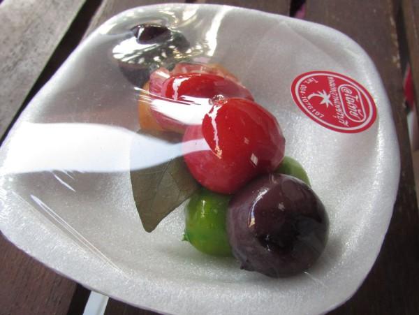 лук чуп (Luk Chup) тайские десерты