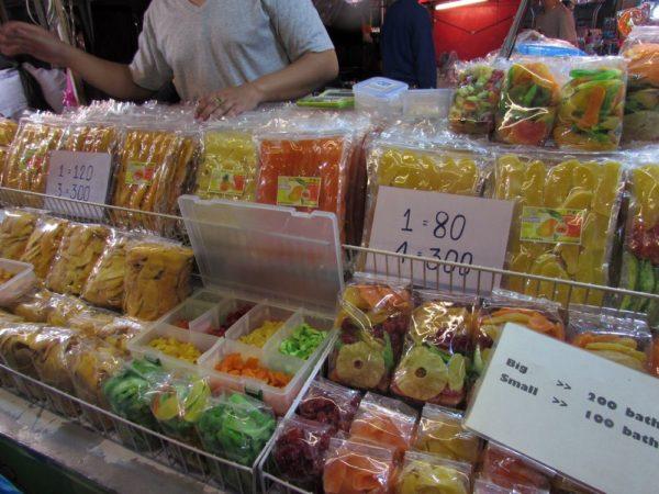 Ночной рынок Паттайя Теппразит Thepprasit night market