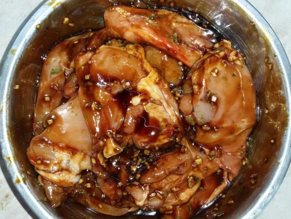 Гай янг, или курица в тайском стиле