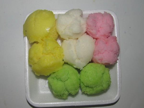Khanom Tuay Foo тайские десерты
