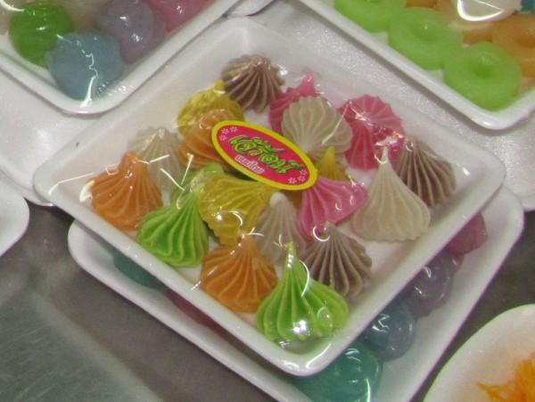 A lua - сахарные конфетки тайские десерты