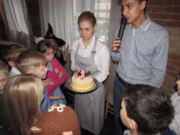 именинный торт день рождения класса