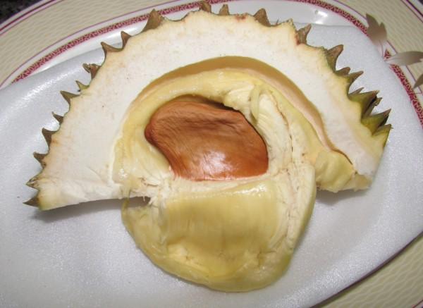 Косточка дуриана