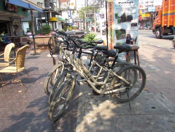 Велотур по Паттайе велосипеды trek