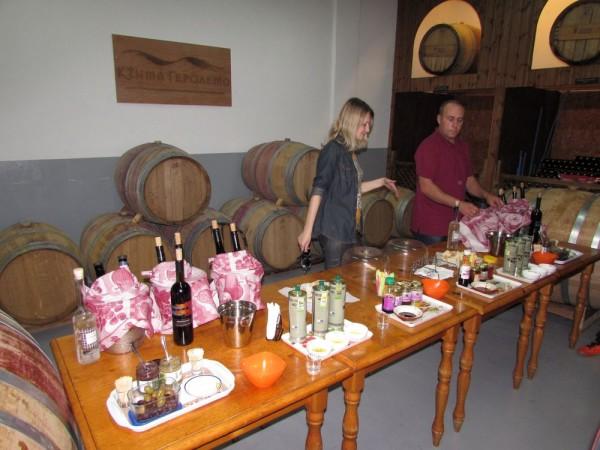винодельня геролемо Гастрономический тур Кипр, или гурмэ-вояж