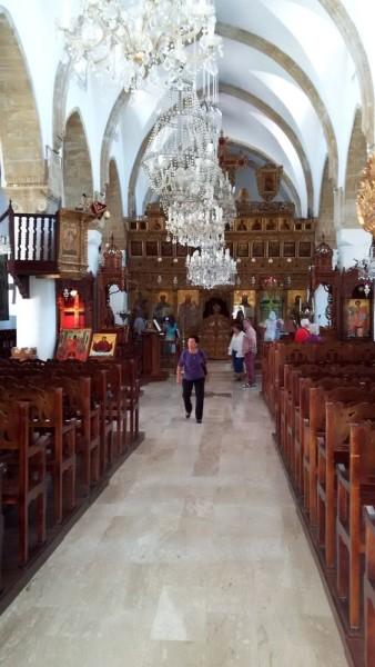 омодос монастырь честного креста Гастрономический тур Кипр, или гурмэ-вояж