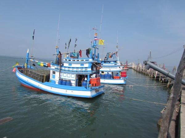 Велотур по Паттайе рыболовный пирс