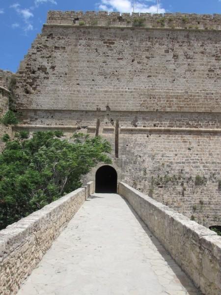 Киренийская крепость. Северный Кипр