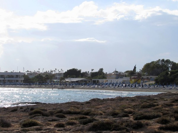 пляж ланта