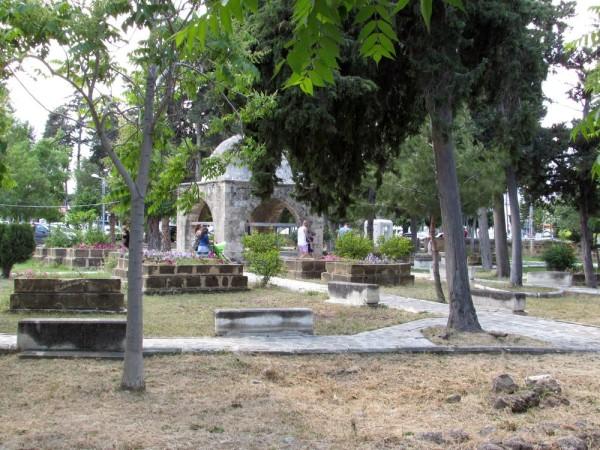 Ramadan Cemil Meydanı кериния экскурсия северный кипр