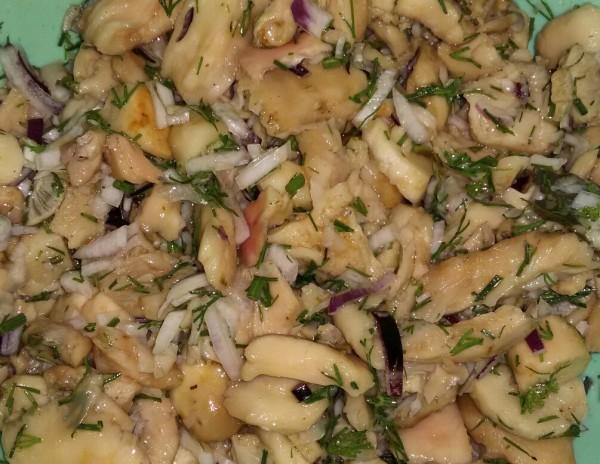 Сыроежки соленые за 1 сутки Икра из бастардо соленых сыроежек