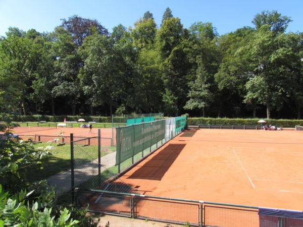 теннисные корты баден баден