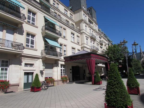 отель Brenners баден баден германия