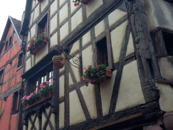 Maison dite du Cloutier дом гвоздаря риквир riquewihr