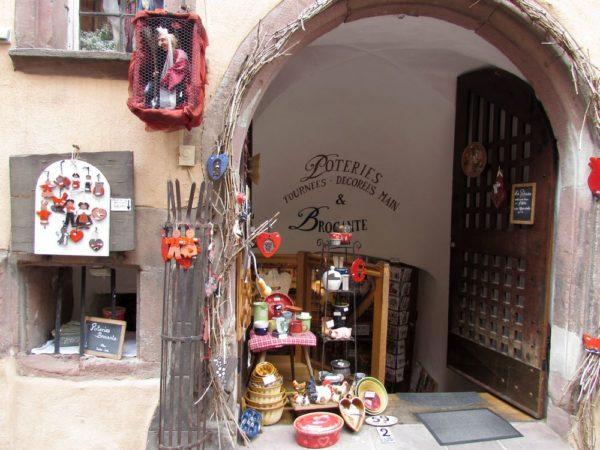 риквир riquewihr магазин ведьм