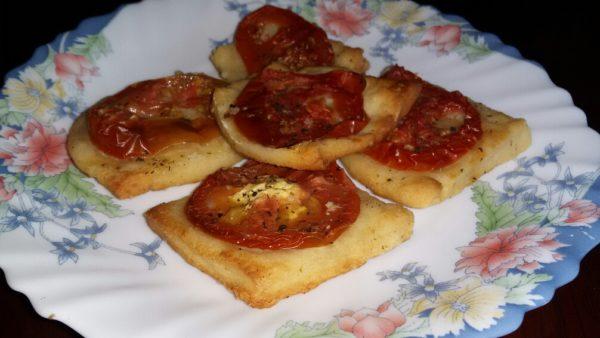 Закусочное печенье на пикник