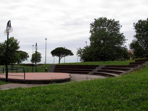 Лидо ди Езоло для детей - парк Грифон