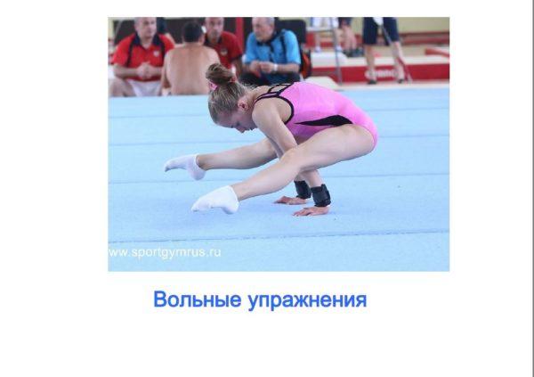 Презентация по физкультуре 4 класс Спортивная гимнастика