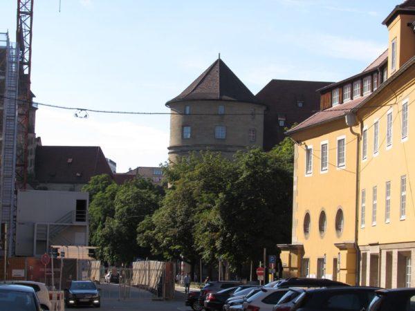 Прогулка по Штутгарту