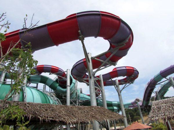 Аквапарк Рамаяна - Ramayana waterpark aquaconda
