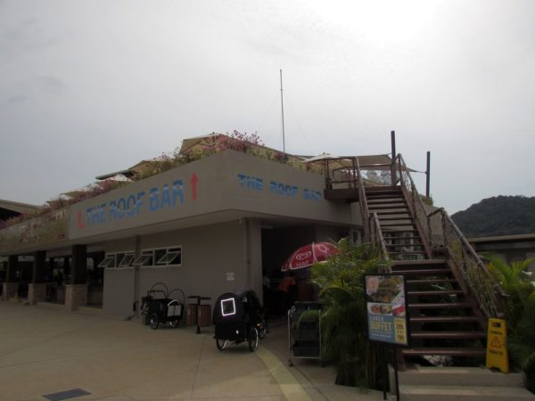 Аквапарк Рамаяна - Ramayana waterpark бар roof
