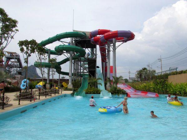 Аквапарк Рамаяна - Ramayana waterpark